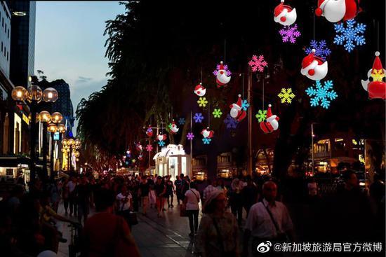 ▲资料图。图片来自新加坡旅游局官方微博。