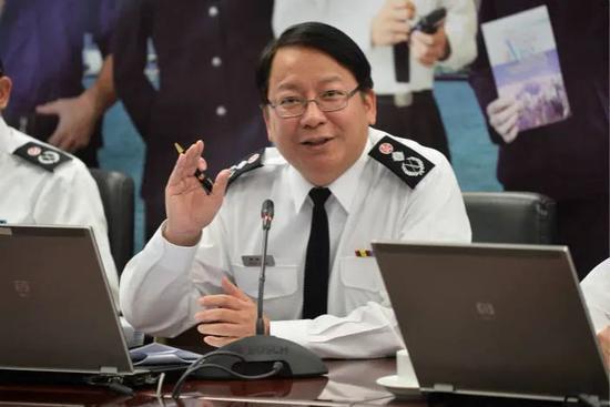 摩天代理:任香港摩天代理国安委秘书长曾是港府在图片