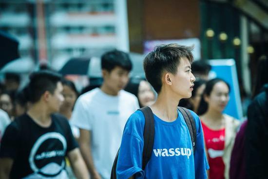 「杏悦」超八成考生都能杏悦上大学竞争却越来越图片