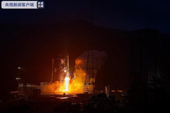赢咖3:我国成功发射亚太6D赢咖3卫星图片