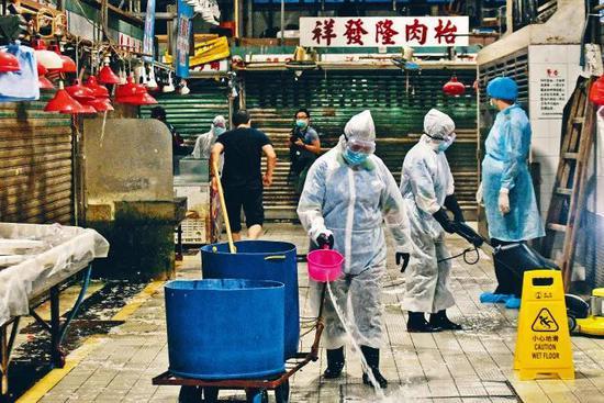 杏悦,香港疫情另有隐杏悦情反对派责任难逃图片