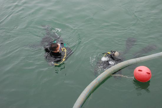 寻找北洋海军旗舰定远号:拟从海底提取10吨重铁甲