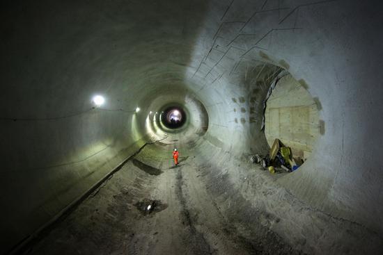隧道(Getty资料图)