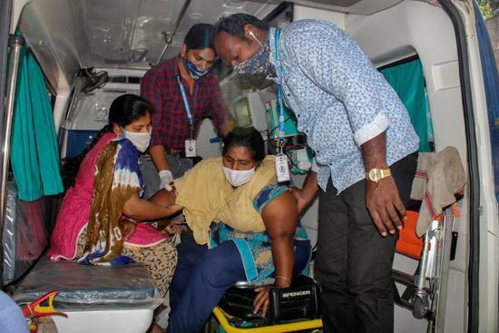 印度数百人患神秘疾病 官员称或因过量使用消毒剂