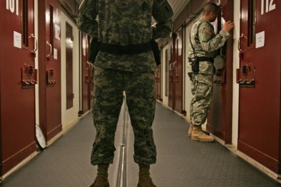 美国防部:关塔那摩监狱囚犯将接种新冠疫苗
