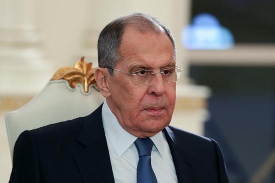 俄外长:美国从阿富汗撤军 事实上承认任务失败