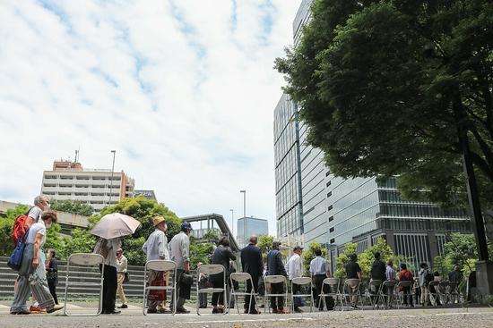 日本东京新增1308例新冠病例 连续两天超千例