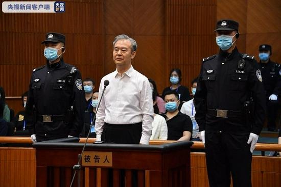 获刑十三年并处罚金三百万元!河北省原副省长李谦受贿案一审宣判