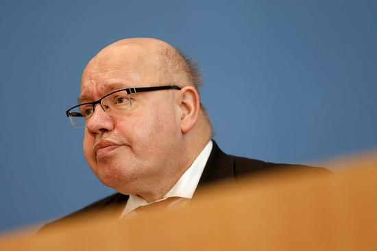 德国经济部长参会期间突感不适 被紧急送往医院