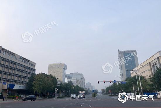 北京今明两天有明显降雨天气 周日雨止清爽宜人|天气