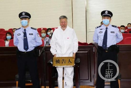 甘肃副厅级警官张江武受贿2764万 长期跑官要官买官
