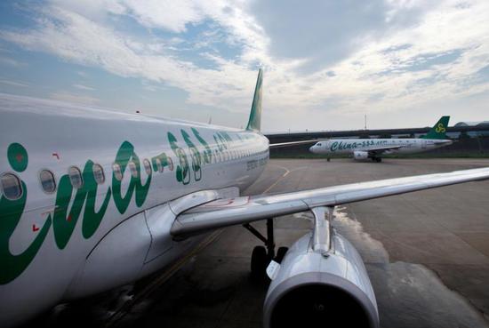 中国航司受新冠疫情影响不便到欧洲提货,空客送飞机到家图片