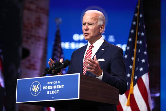 拜登任命白宫幕僚团队9名核心人员 包括这些得力助