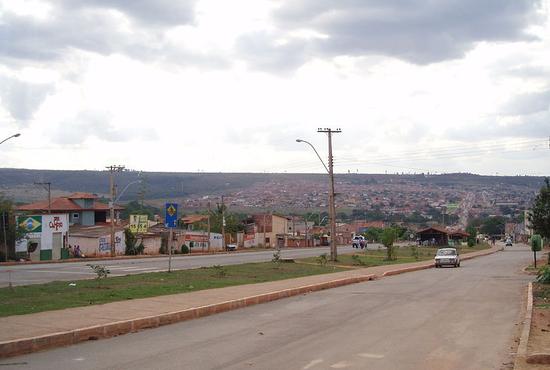 即使是巴西首都所在的联邦区,平民的居住环境和医疗条件依然堪忧。/Javier Gil