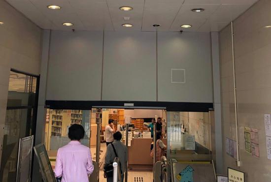"""什么操作?""""港独""""书籍竟被摆进多家香港公共图书馆图片"""