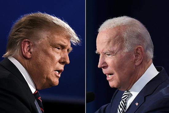 特朗普将在白宫和佛州举行竞选集会 拜登:祝好运