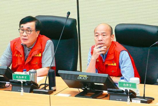 台媒喊话韩国瑜反击:绿营在高雄没弊端可以追查?|高雄|韩国瑜