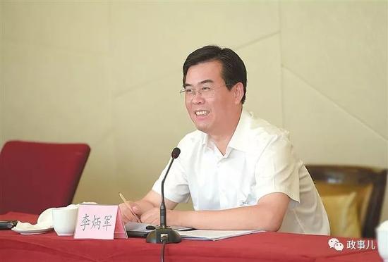 李炳军任江西副书记 曾在国务院当22年秘书武魂什么职业好