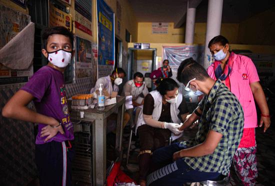 感染速度全球最快!印度疫情严峻 另一个危机又来了