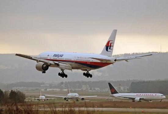 澳洲教授称确定MH370残骸位置。(图源:AirlineRatings)