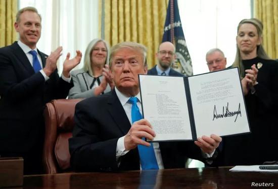 环球时报:特朗普把这个命令一签 以后看谁后悔