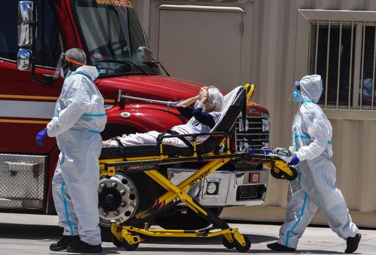全美首例 美国女子移植新冠患者肺部后死亡