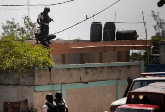 海地警方:总统遇刺事件疑似主谋自称想当总统