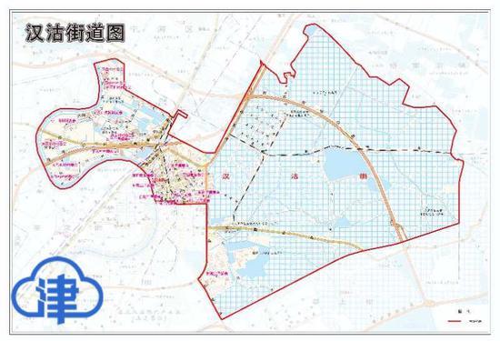关于调整天津市滨海新区有关区域 新冠肺炎疫情风险等级的公告图片