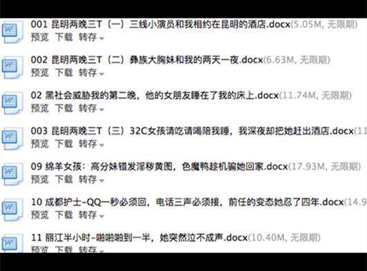▷导师白鸭记录自己撩妹的文档截图