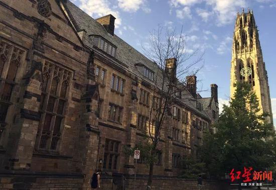 被捲入此案的學校包括耶魯大學、斯坦福大學等衆多知名學府 圖據美聯社
