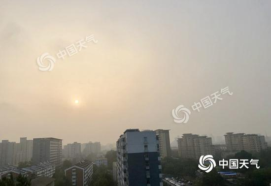 今日立秋 明后天北京迎降雨 花粉季即将开启|北京