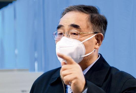 张伯礼院士:三月初国内疫情拐点 今年底有望恢复到疫情前状态图片