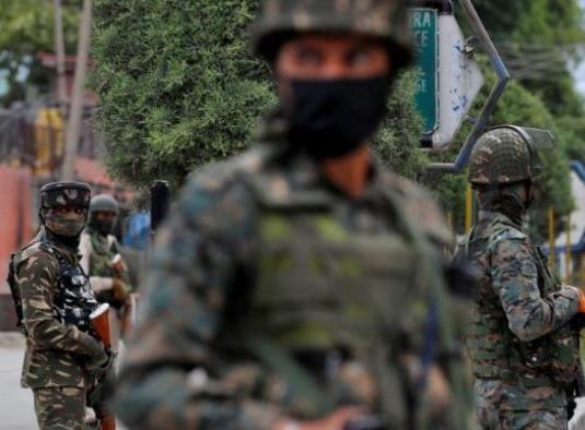 印度中央后备警察部队遭武装分子袭击 1名警官被打死