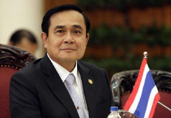 泰国总理巴育 图自泰媒
