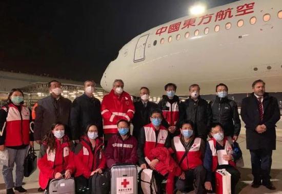 中国医疗队支援意大利,背后有三个原因图片