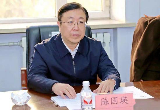 陈国瑛任中国航天科工集团党组副书记图片