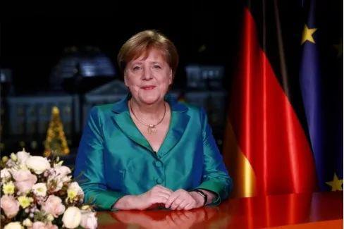 各国领导人话新年 她提到了中国