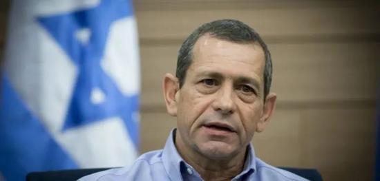 辛贝特主任Nadav Argaman表示应以色列卫生部的要求,出于对拯救以色列公民的国家责任,开始使用针对本国国民的追踪技术 图片来源|EJP