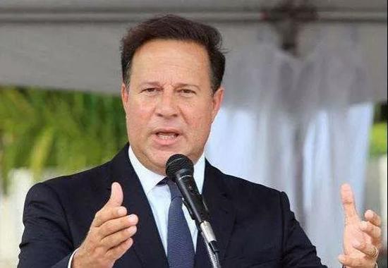 ▲巴拿马总统巴雷拉