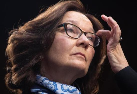 美国中情局首位女局长宣布辞职 同一天被伊朗制裁