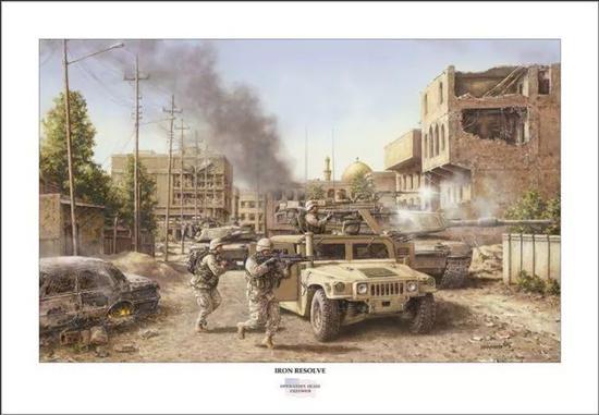 城市战成为美军的新课题