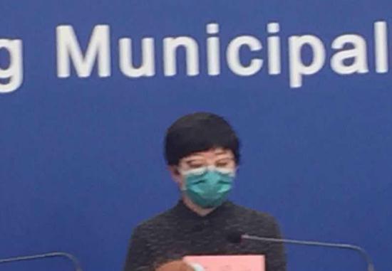 北京昨新增一例确诊病例 活动轨迹披露!图片
