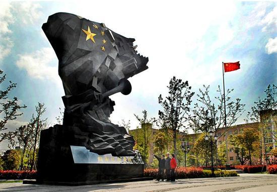 中国三大军乐团在国歌诞生地奏响国歌 在场者泪目saeufa