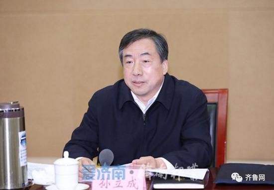 济南新任市委书记到任后的48小时图片