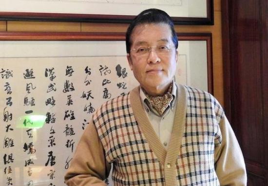 国民党前副秘书长张荣恭