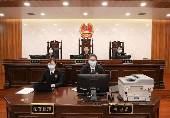 被控受贿628万,浙江金华市原副市长陈晓受贿案一审开庭