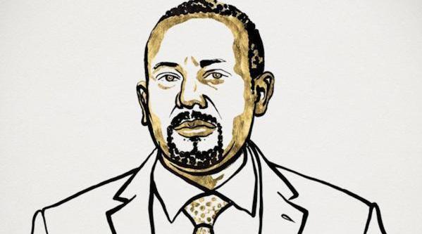 视频-2019诺贝尔和平奖:43岁埃塞俄比亚总理 因化解与厄立特里亚的边境冲突