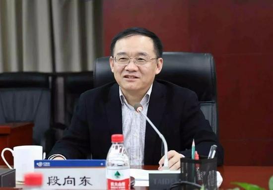 中央决定:段向东任中国一重集团总经理