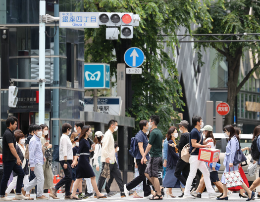 日本局地疫情持续扩大 部分学校复课后暴发集体感染