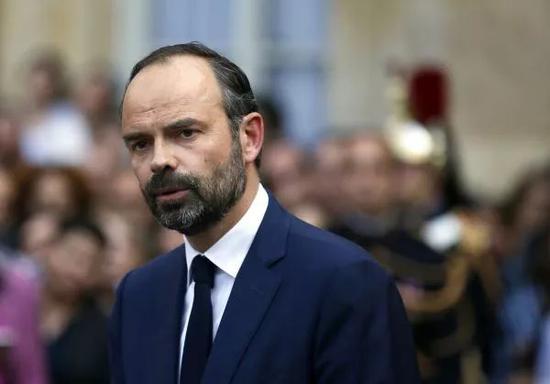 ▲法国总理爱德华菲利普